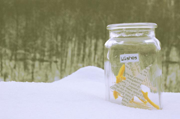 Jar full of wishes small