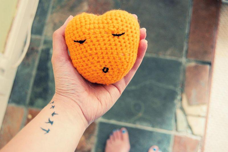 Hearty crochet